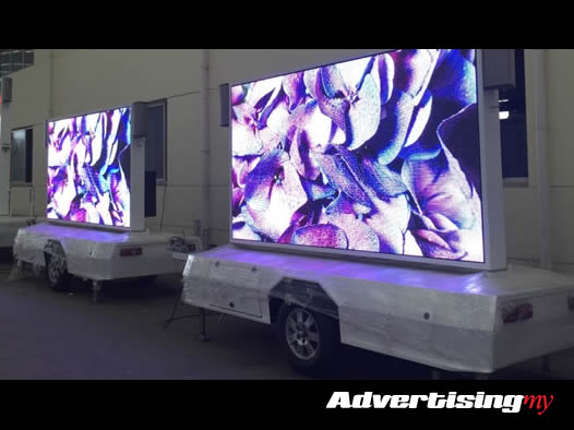 led truck factory