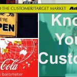 How are your ads related to the customer/target market?