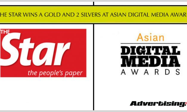 The Star wins a gold and 2 silvers at Asian Digital Media Awards (ADMA)