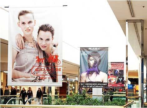 Media Space in Major Shopping Complexes