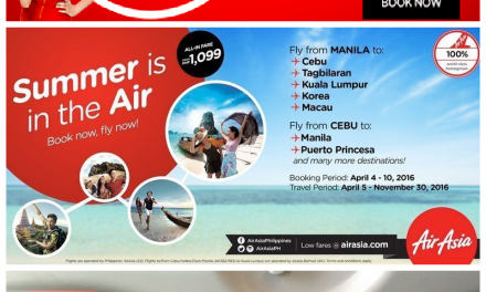 Advertising on Air Asia Media