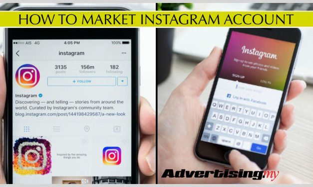 How To Market Instagram Account