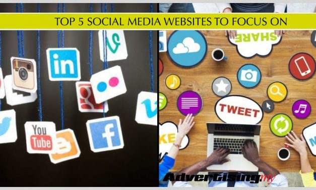 Top 5 Social Media Websites To Focus On