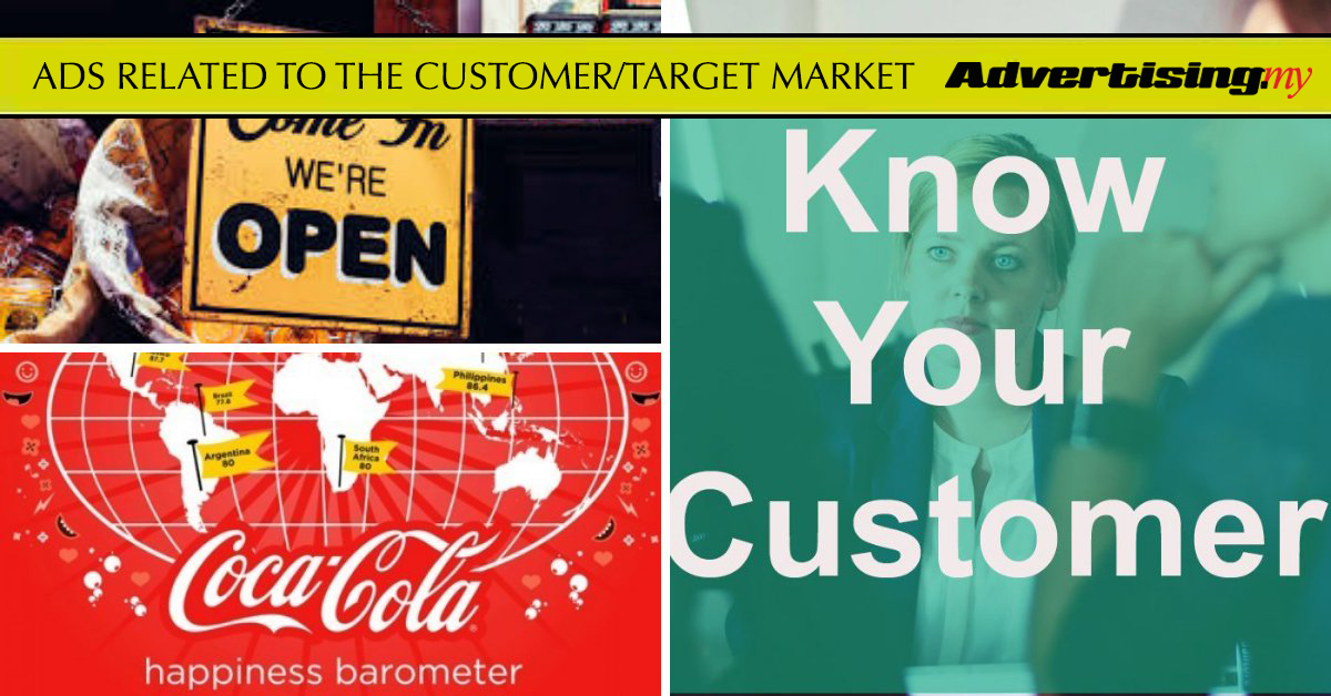 ADS RELATED TO THE CUSTOMER_TARGET MARKET