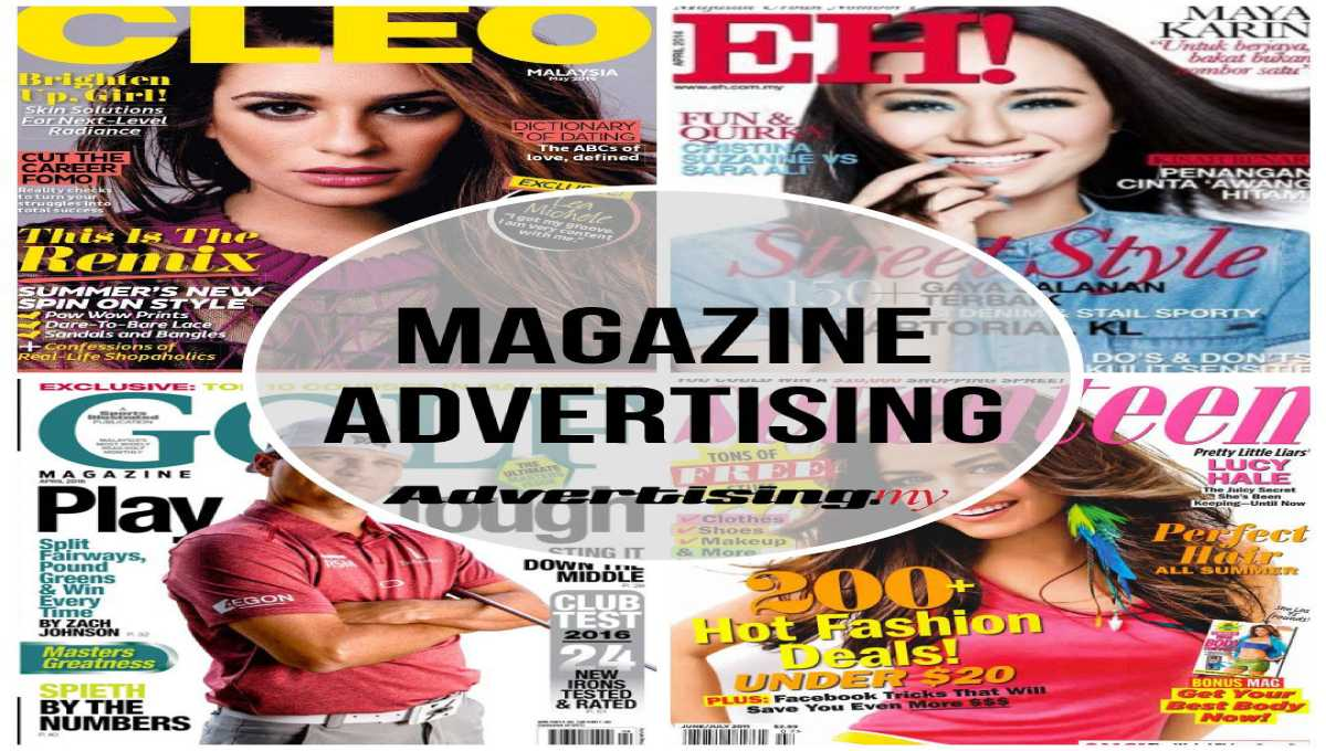 Malaysian Magazine Advertising Insights