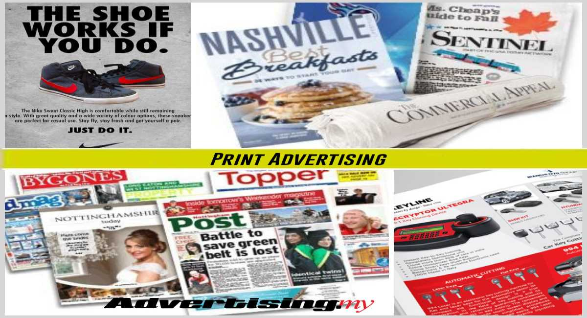 Can Print Advertising be trusted?