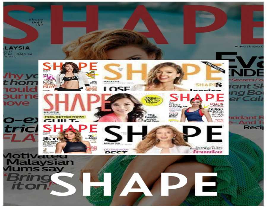 Shape, the lifestyle guide for women