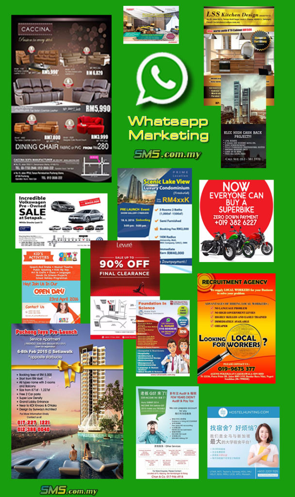 whatsapp marketing malaysia