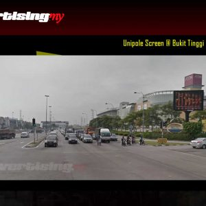 Digital Screen Bukit Tinggi Klang AEON