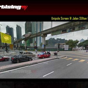 Jalan Sultan Ismail AKLEH KL Digital Screen