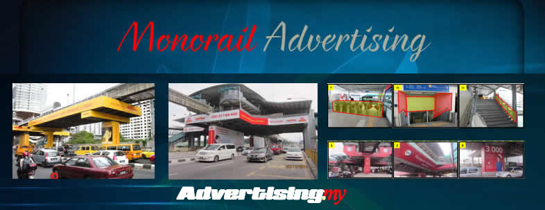 Main monorail malaysia advertising price rate